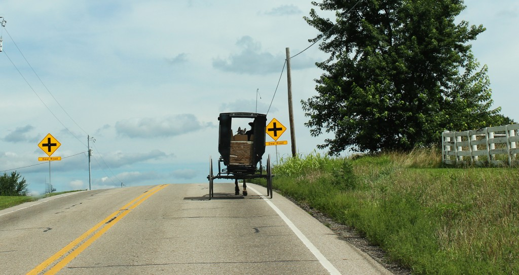 Scenic Route to Amish Country